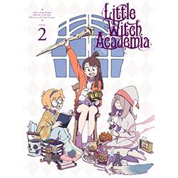 【第2巻発売】TVアニメ「リトルウィッチアカデミア」とらのあな限定版発売決定!