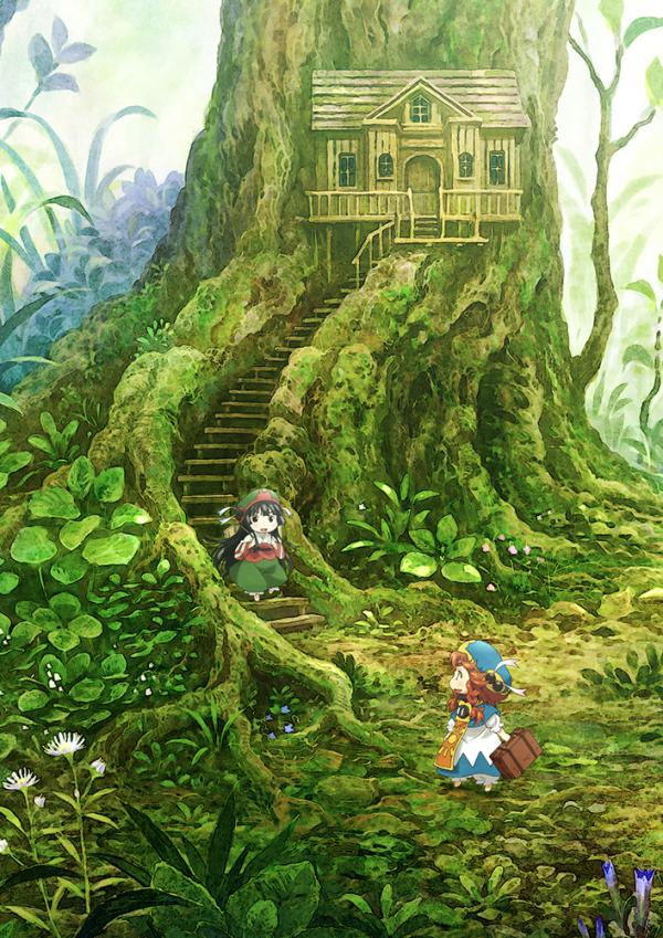 『ハクメイとミコチ』Blu-ray&DVD 上巻「ハクメイとミコチの家へようこそ」キャンペーン開催!!