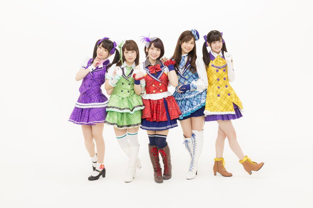 SPR5  1stシングル「インコンプリートノーツ」リリースイベント開催決定!