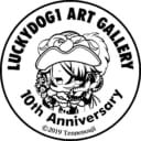 『ラッキードッグ1』10周年記念イラスト展開催決定!