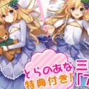 三嶋くろね先生描き下ろし抱き枕シリーズ第3弾「アイリス」登場!