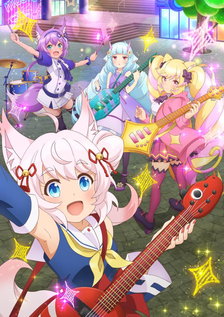 TVアニメ『SHOW BY ROCK!!ましゅまいれっしゅ!!』キャンペーン