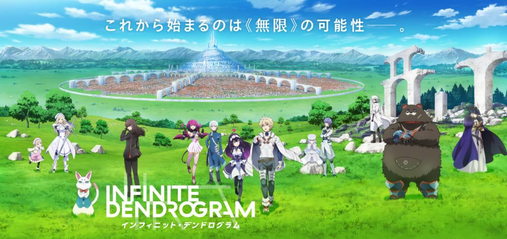 TVアニメ『インフィニット・デンドログラム』Blu-rayとらのあな限定版発売決定!