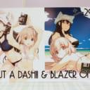 【CUT A DASH!! & BRAZER ONE – No.9】とら祭り「クリエイターA0パネル」チャリティーオークション