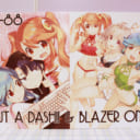 【CUT A DASH!! & BRAZER ONE – No.11】とら祭り「クリエイターA0パネル」チャリティーオークション