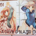 【CUT A DASH!! & BRAZER ONE – No.15】とら祭り「クリエイターポスター」チャリティーオークション