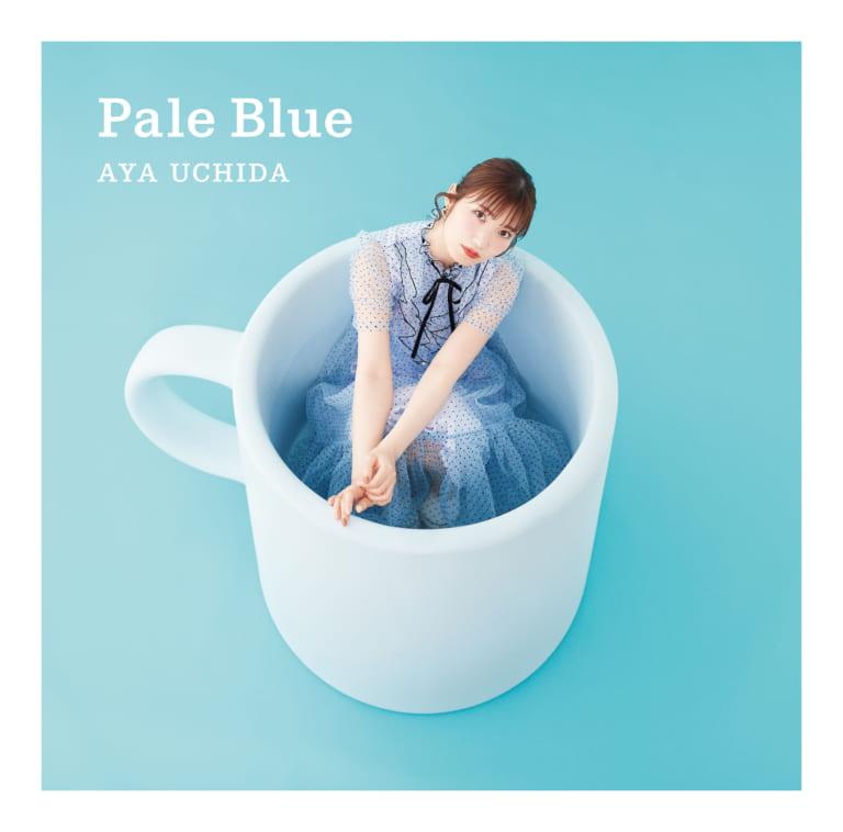 内田彩 5thシングル「Pale Blue」発売記念イベント LINE LIVE Face2Face1:1オンラインお話し会 開催決定!